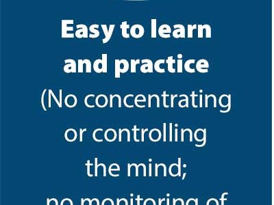 Easy to learn and practice
